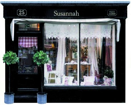 Susannah Decorative Antiques and Textiles